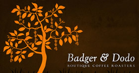 badger & dodo coffee