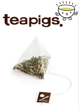 teapigs tea supplied by Fiji Coffee Bar, Dublin.